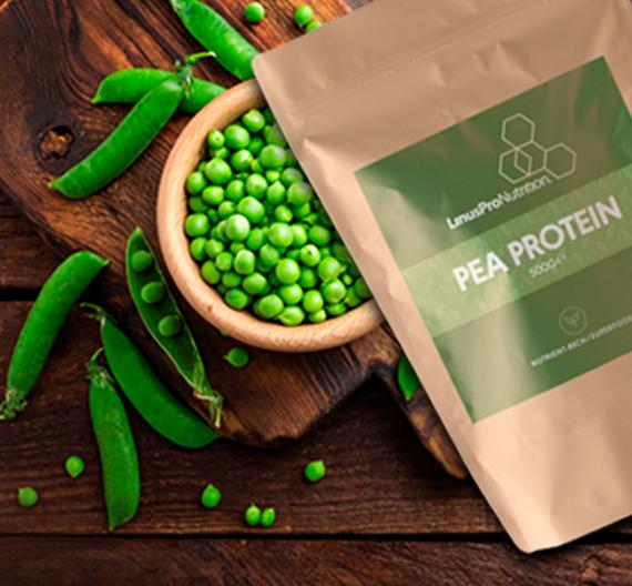 linuspro superfood ærte protein