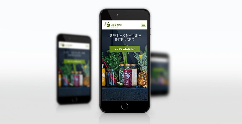 juiceman website mobil
