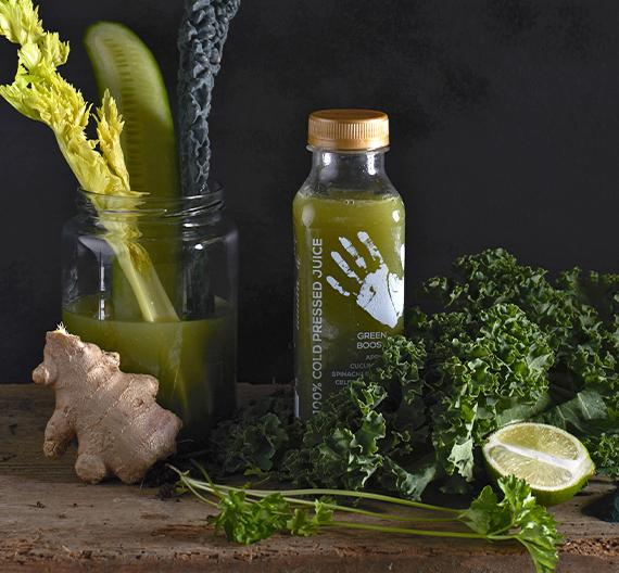 juiceman kale
