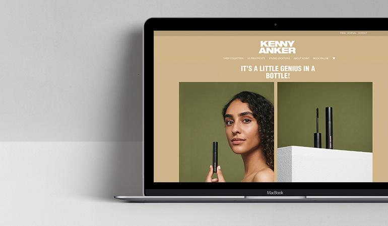 kenny anker website