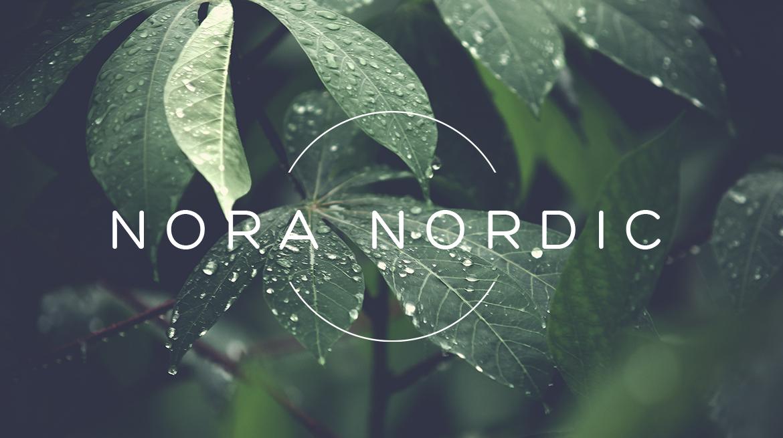 nora nordic logo