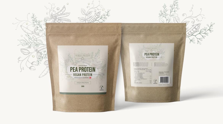 nordic protein ærte protein